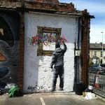 Martin Whatson New Mural In Blackpool, UK