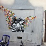 Martin Whatson New Mural In Paris, France
