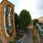 M-City New Mural In Bologna, Italy