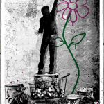 "Mr Brainwash ""Eternity"" New Print Available April 26th"