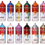 "Mr Brainwash ""Spray Cans"" New Edition Available April 11th"