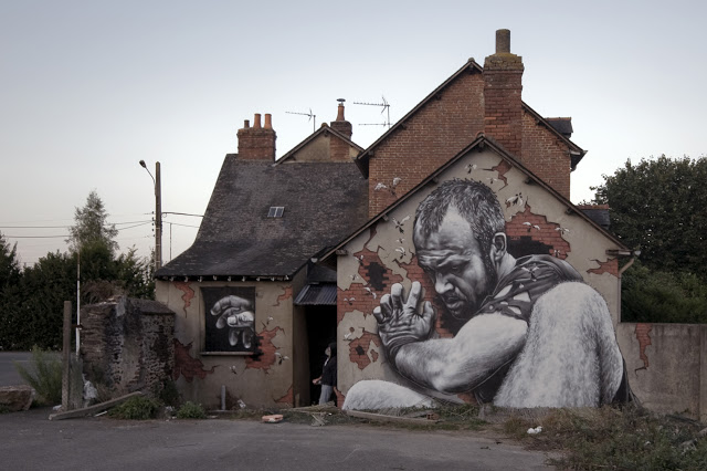 MTO New Murals In Rennes, France