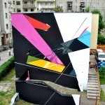 Nawer x Remi Rough New Mural In Gdynia, Poland