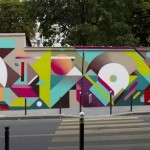 Nelio New Mural In Paris, France