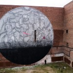 Never2501 New Mural In Baltimore, USA