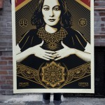 "Shepard Fairey ""Peace & Justice"" New Print Available June 18th"