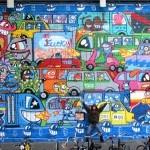 Pez New Mural In Koln, Germany