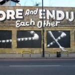 Phlegm New Mural In London, UK (Part II)