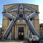 Phlegm New Mural In Vodnjan, Croatia
