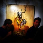 "Pixel Pancho ""The Garden Of Eden"" Turin Solo Show Coverage"