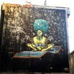 Pixel Pancho New Mural In Istanbul, Turkey (Part II)
