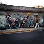 Pixel Pancho New Mural In San Juan, Puerto Rico (Part II)