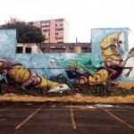 Pixel Pancho New Mural In San Juan, Puerto Rico