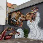 REKA New Mural In Aalborg, Denmark