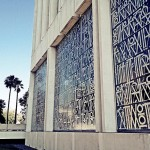 RETNA New Mural In Los Angeles