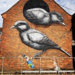 ROA New Mural In Chichester, UK