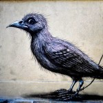ROA New Street Art Piece For Lecco Street Art View '13 – Lecco, Italy