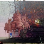Roem x Sepe New Mural In Kosice, Slovakia