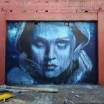 RONE New Mural In Brisbane, Australia