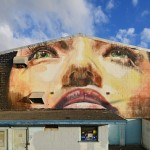 RONE x Kamea Hadar New Mural In Honolulu, Hawaii