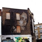 RONE New Street Art – East London, UK