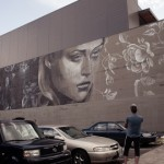 RONE New Mural In Portland, USA