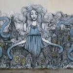 Roti New Mural In France