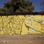 Run New Mural In Bufuluto, Gambia (Part II)