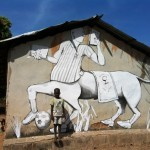 RUN New Murals In Qubaneh, Gambia