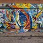 Sabotaje Al Montaje New Mural In Las Palmas De Gran Canaria, Spain
