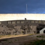 Sam3 New Mural In Gaeta, Italy