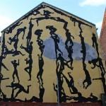 Sam3 New Murals In Horsens, Denmark