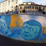 SeaCreative New Mural In Milano, Italy