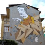 SeaCreative x Vine New Mural In Varese, Italy