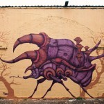 Sego New Mural For Board Dripper In Queretaro, Mexico