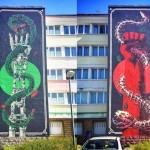 Smithe x Seher For Bien Urbain '13 – Besancon, France