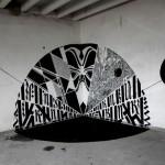 Seikon x BLAQK x Don40 x Jacyndol New Mural In Gdynia, Poland
