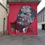 Shaka New Mural In Mulhouse, France