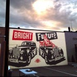 Shepard Fairey New Mural In Denver, USA
