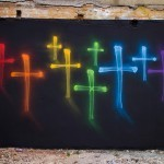 Shok-1 New Mural In London, UK