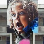 Smug x Fecks New Mural In Eindhoven, Netherlands