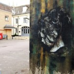 Snik New Street Piece In Stamford, UK