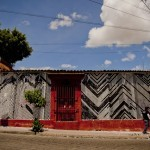 Sten Lex New Mural In Oaxaca, Mexico