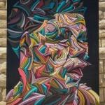 Shaka New Mural In Sliema, Malta