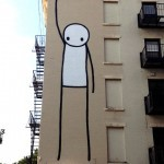 "Stik ""Liberty"" New Mural In New York City"