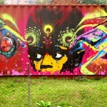 Stinkfish New Mural In Medellin, Colombia