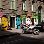 Stinkfish New Mural In Vienna, Austria