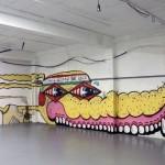 "Sweet Toof ""Sweet Revenge"" New London Exhibition Coverage"