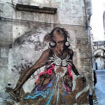 Swoon New Street Pieces In Grottaglie, Italy