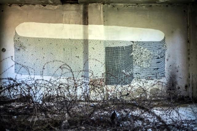 "Tellas x Daniel Munoz ""SAN"" New Mural In Sardinia, Italy"